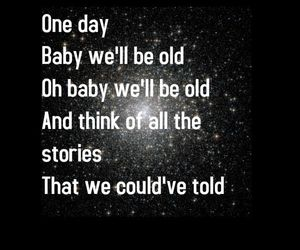 music, one day, and quotes image