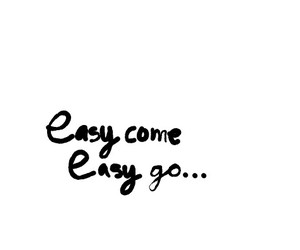 quote, easy come, and bruno mars lyrics image