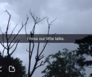 love, miss, and snapchat image