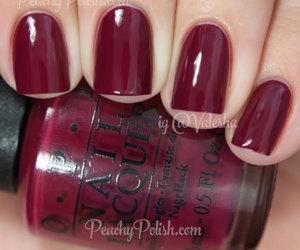 mani, nails, and manicure image