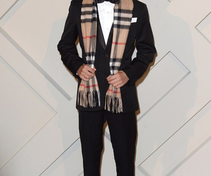 boy, Burberry, and model image