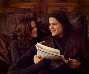 vampire academy, rose hathaway, and Dimitri image