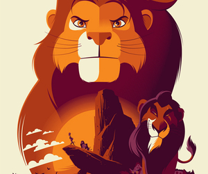 disney, the lion king, and simba image