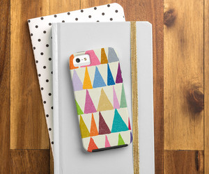 apple iphone, cell phone case, and art print pattern image