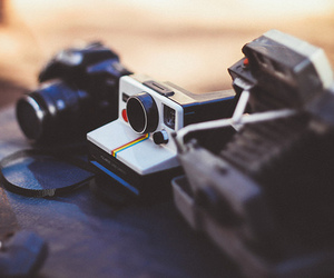 camera, hipster, and photography image
