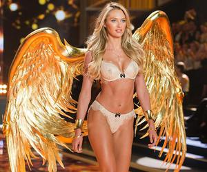 fashion show, Victoria's Secret, and lovely image