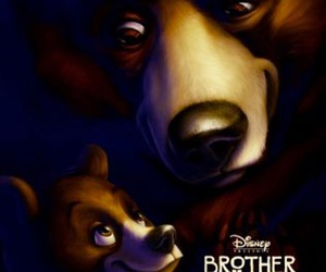 disney, poster, and brother bear image
