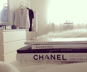 chanel, fashion, and book image
