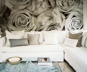 home and roses image