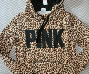 pink, fashion, and hoodie image