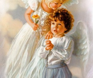 angels, children, and sandra kuck image