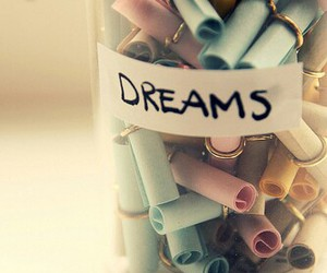 dreams, imagination, and inspiration image