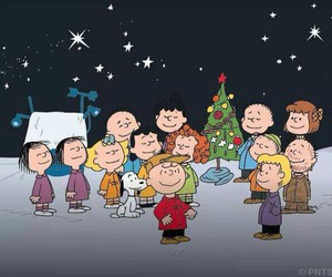 merry christmas and peanuts image