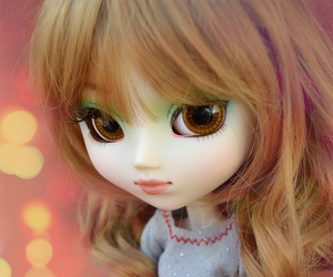 beauty, creative, and dolls image