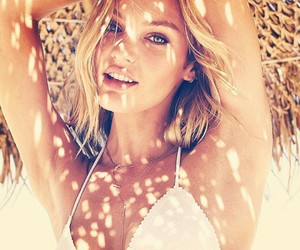 beautiful, vs, and candice swanepoel image