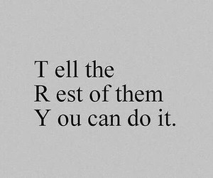 try, quotes, and life image
