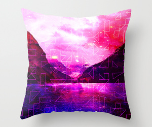 art, bed, and galaxy image