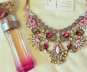 pink, accessories, and fashion image
