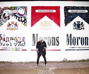 chris brown, art, and graffiti image