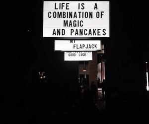 breakfast, magic, and pancakes image