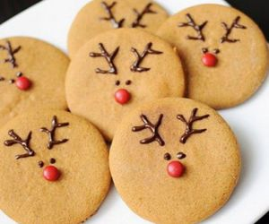 christmas, Cookies, and diy image
