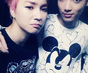 boyfriend, jeongmin, and kwangmin image