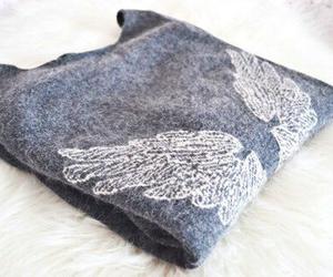fashion, sweater, and angel image