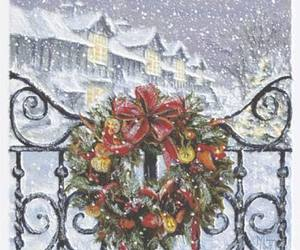 december, decor, and holidays image
