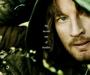 lord of the rings, gondor, and faramir image