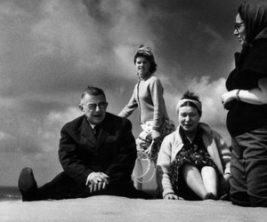 1965, jean-paul sartre, and Lithuania image
