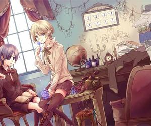 anime, kuroshitsuji, and ciel phantomhive image