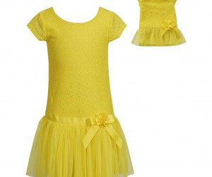 doll clothes, matching outfits, and fashion dress image