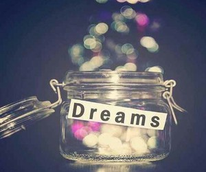 dreams, light, and cute image