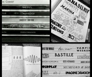 30 seconds to mars, arctic monkeys, and bastille image