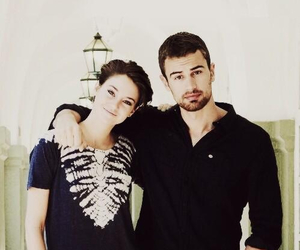 divergent, sheo, and Shailene Woodley image