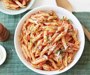pasta, food, and yummy image