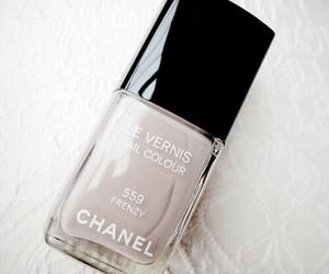 chanel, nails, and nail polish image