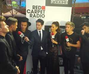 american music awards, amas, and one direction image