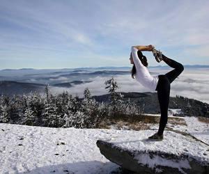beautiful, health, and mountain image