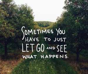quotes, let go, and life image