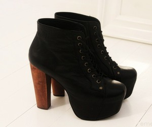 expensive, jeffrey campbell, and style image
