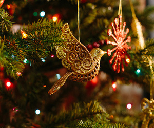christmas, ornaments, and xmas image