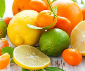 colorful, FRUiTS, and orange image