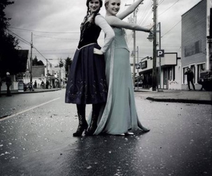 once upon a time, frozen, and georgina haig image