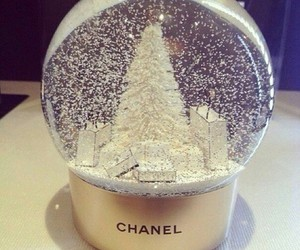 chanel and winter image