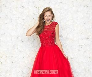 christmas, party dresses, and christmas dresses image
