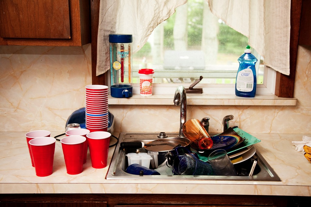 cups, home, and house image