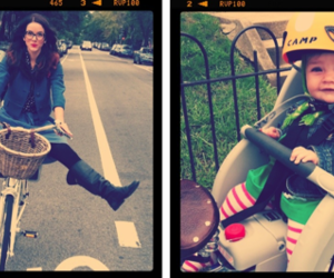 baby, bicycles, and rockstar diaries image