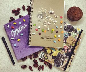 christmas, december, and notebook image