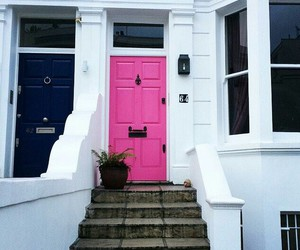 home, Notting Hill, and house image